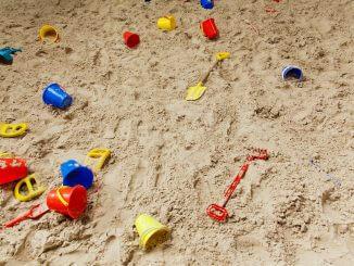 Jak zbudować piaskownicę dla dzieci